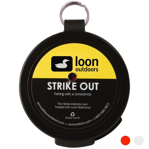 Pêche à la mouche TW Striker 15 mm Strike Indicateur fluorescent orange 8 Per Pack