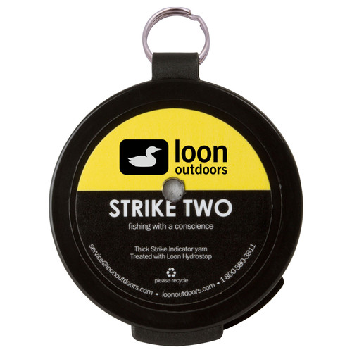 Loon Outdoors Strike Two White