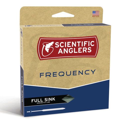 Scientific Anglers Frequency Full Sink Type III Fly Line