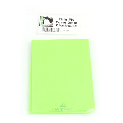 Hareline Thin Fly Foam