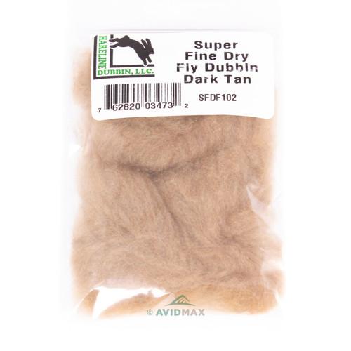 Hareline Super Fine Dry Fly Dubbing