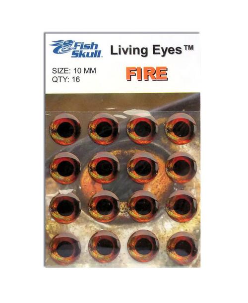 Fish Skull Living Eyes