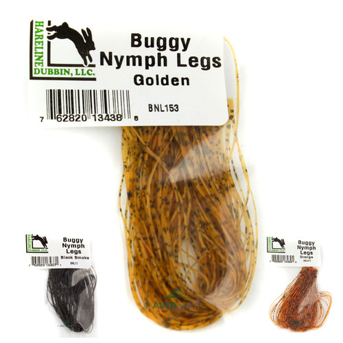 Hareline Buggy Nymph Legs