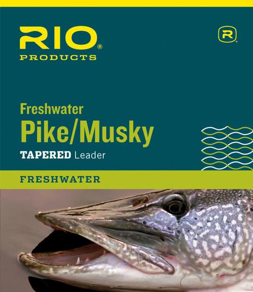 RIO Pike/Musky Wire Leader