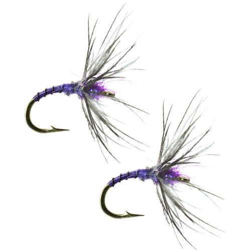 Umpqua Tenkara Wired T Dip Purple
