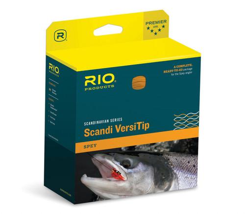 RIO Scandi Short Versitip Complete Fly Fishing Line Kit