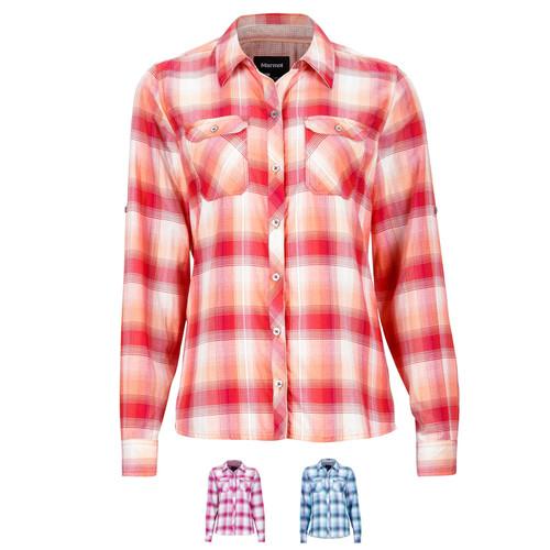 Marmot Women's Evelyn Long Sleeve Shirt