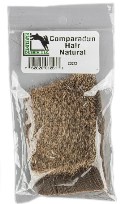 Hareline Comparadun Natural Deer Hair Fly Tying Material