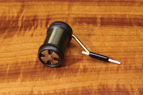 Rite Shorty Bobbin Ceramic Tube Fly Tying Thread Dispenser Tool