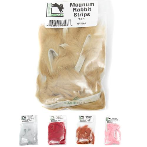 Hareline Magnum Rabbit Strips