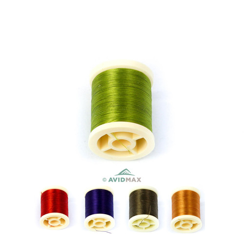 Danville's 140 Denier Waxed Flymaster Plus Fly Tying Thread