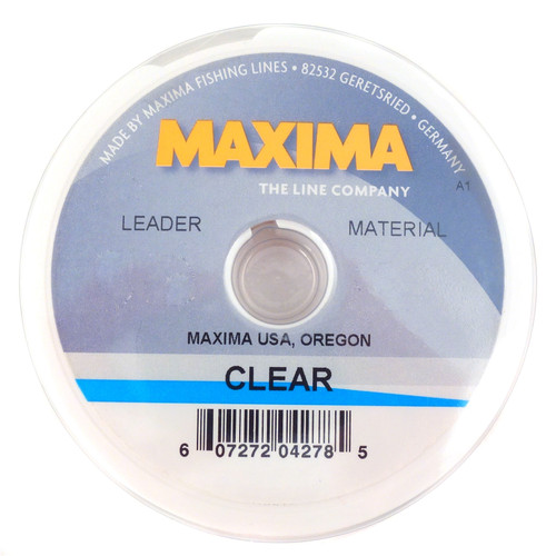 Maxima Clear Line Leader Wheel