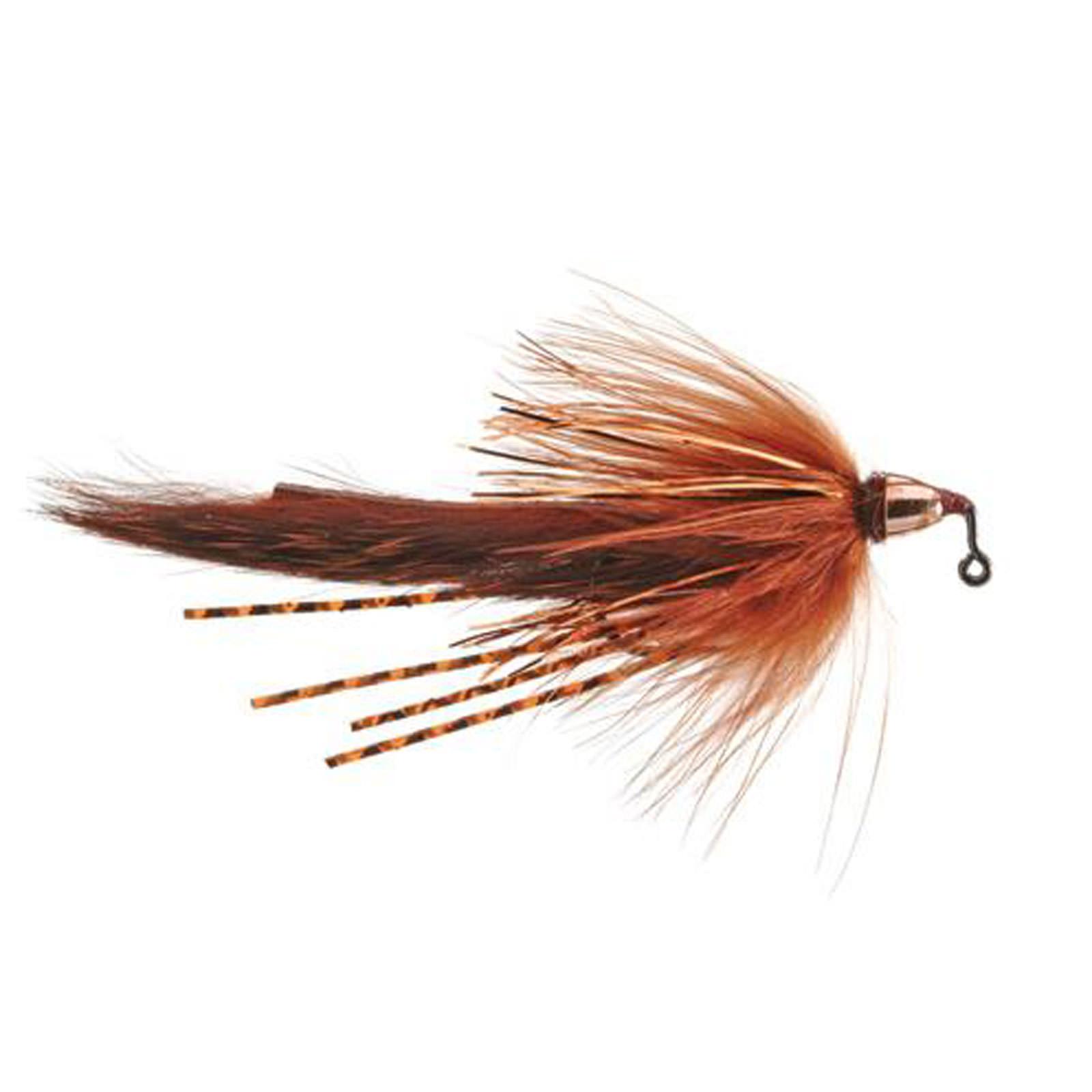 Umpqua Meat Whistle Pattern Streamer Fly Fishing Flies