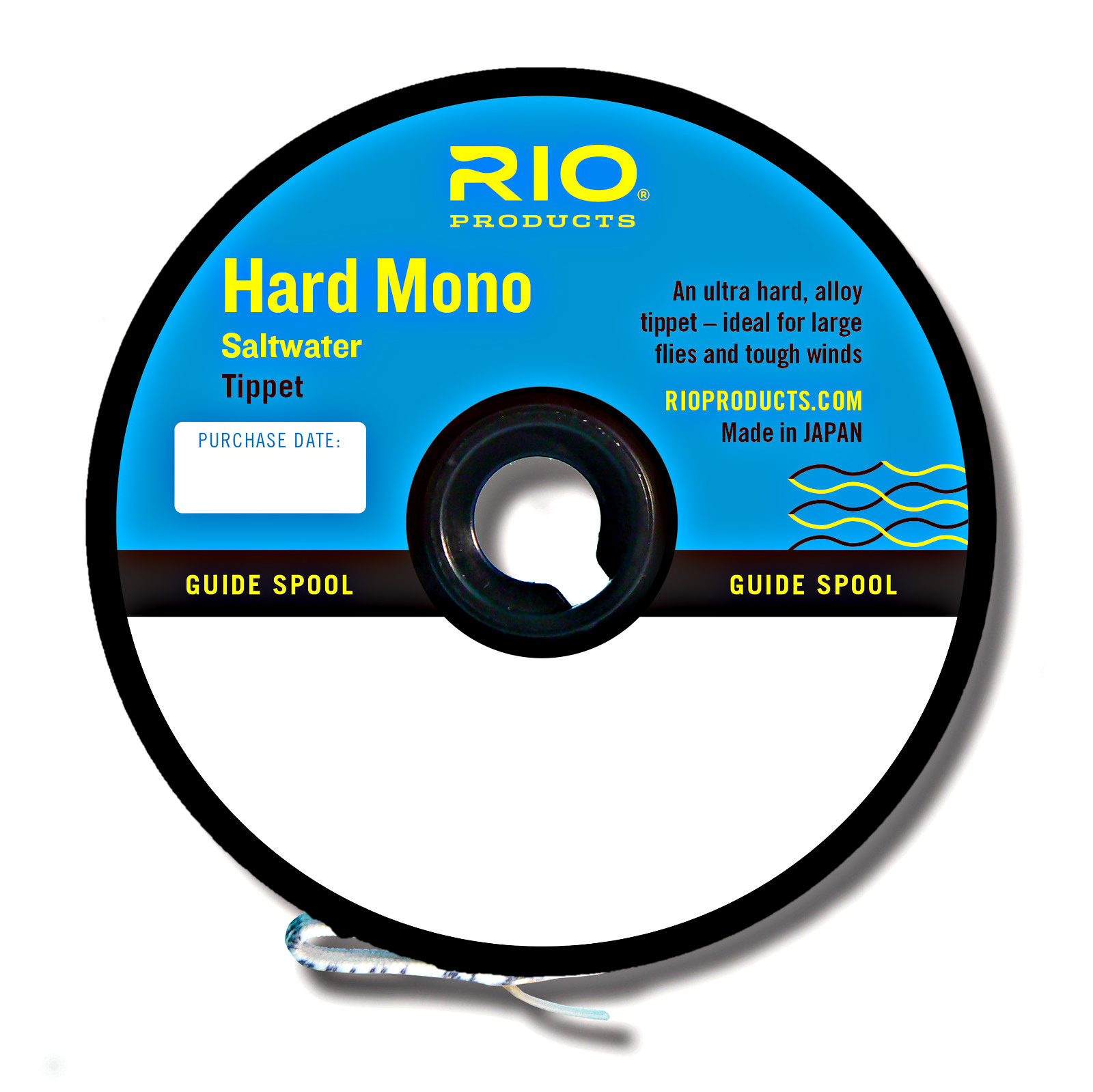 Rio Hard Mono saltwater tippet 30 LB