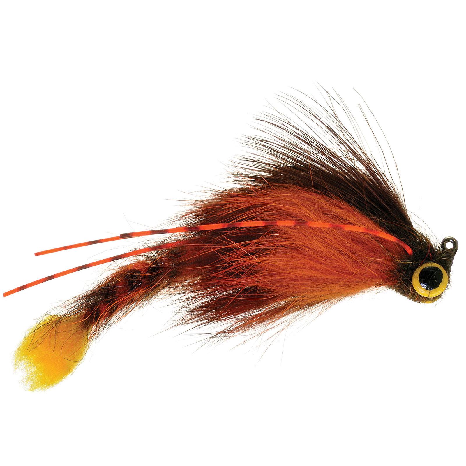 Umpqua Hart/'s Dark Lord Black 2 Pack Nymph Fly Fishing Flies