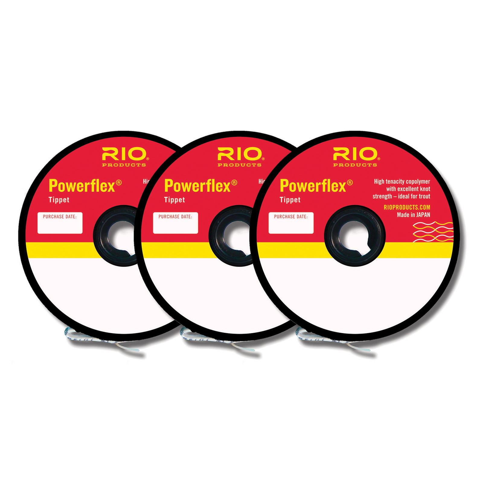 RIO POWERFLEX COPOLYMER TIPPET MATERIAL
