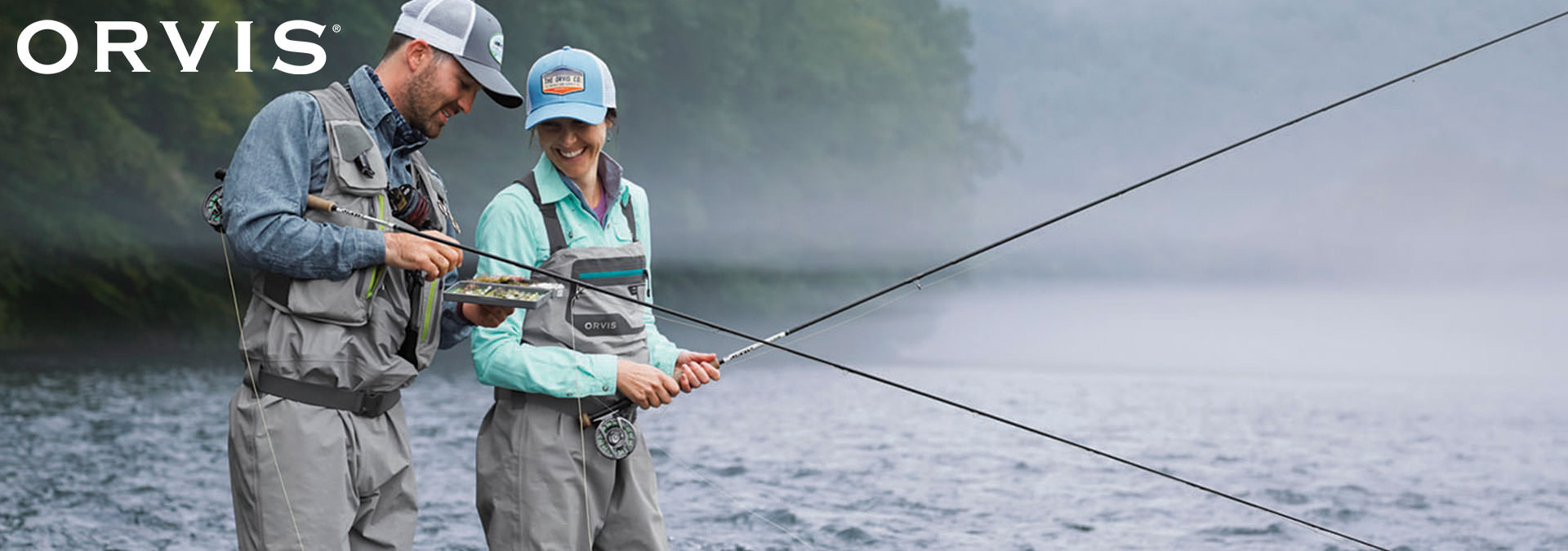 Orvis Fly Fishing Gear & Apparel