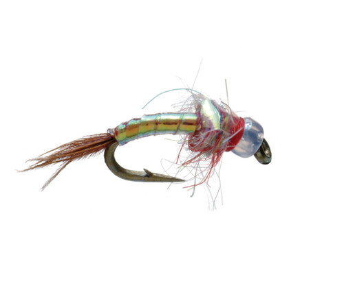 Rainbow Warrior Fly Tying Kit: Umpqua Rainbow Warrior Egan Pearl