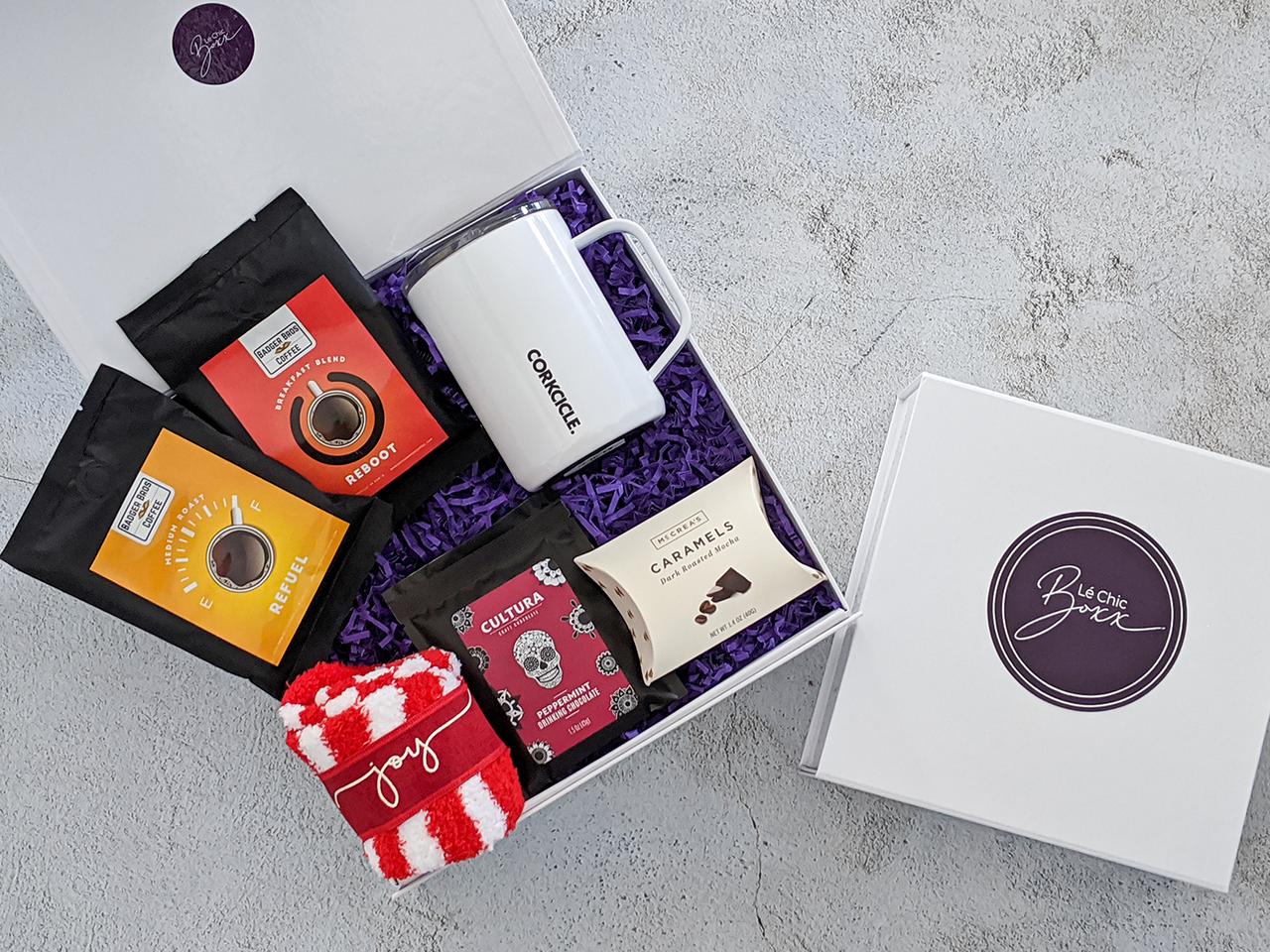 Christ Coffee Gift Box