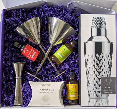 Martini Lover's Gift Set - Gift boxes for women