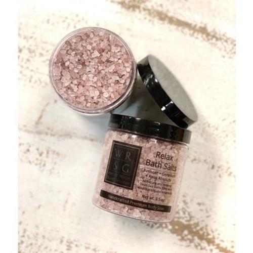 Dead Sea Bath Salts - Relax - Lavender