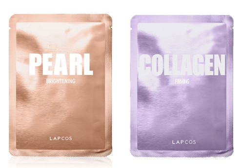 Lapcos Sheet Mask Set of 2