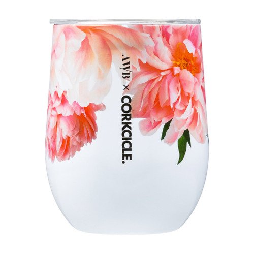 Corkcicle - ASHLEY WOODSON Stemless Tumbler