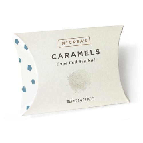 Mc Crea's  Caramels - CAPE COD SEA SALT