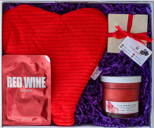 Warm her Heart Valentine's Gift Box