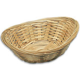 Wicker Baskets & Presentation Trays