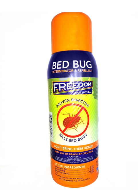 Freedom Bed Bug Spray