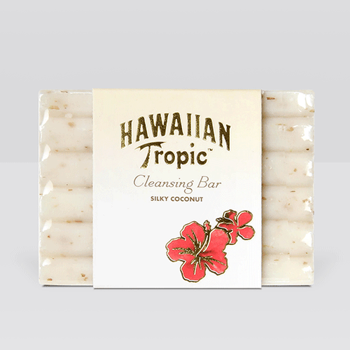Hawaiin-Tropic-Cleansing-Bar-(red-Flower)
