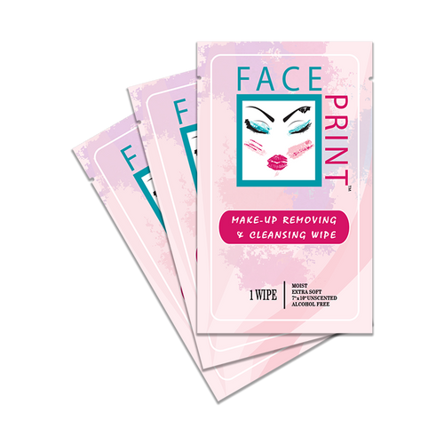 FacePrint Makeup Removing Wipes