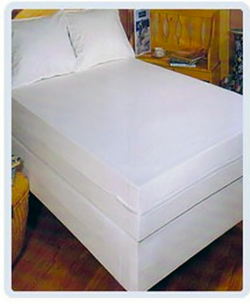 6 Gauge Vinyl Mattress / Boxspring Cover Long Full Fitted 54x80x9 (Case Pack Of 6)