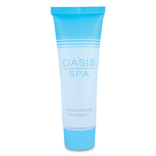 Oasis Conditioning Shampoo, Clean Scent, 1 oz, 288/Carton