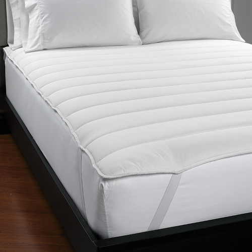 Martex Brentwood II Mattress Topper With Anchor Band