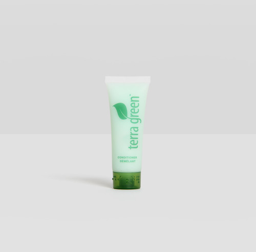 Conditioner Terra Green Screw Cap Tube with Lemongrass Essence