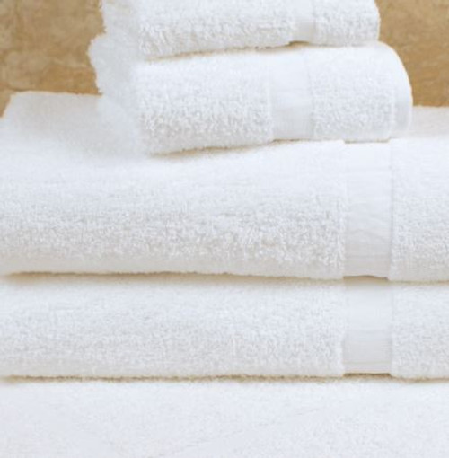 Made in the USA from 1888 Mills, these Dependability Towels are an 86% Cotton/14% Polyester mix to add durability to its softness. Highly absorbent and durable, they make a great addition to high traffic areas such as hotels or motels.