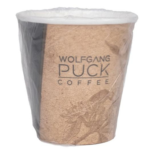 Wolfgang Puck Individually Wrapped Hot Cup (1000/Case)