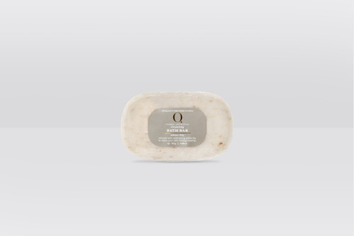 Cleansing Soap Bar, Oxygen O2 Collection® Round Paper Pleat Wrap Soap 0.44oz (1000/Case)
