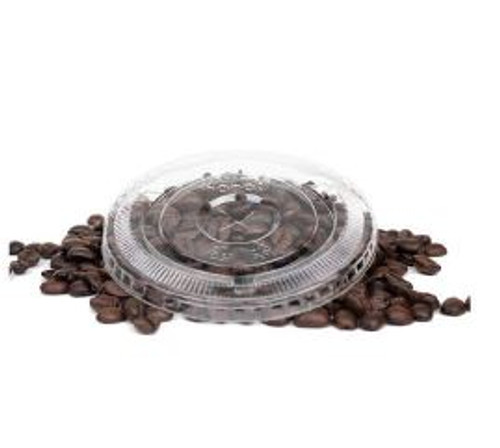 Clear Cold Cup Lid Fits 12-24oz Cups 1,000/Case