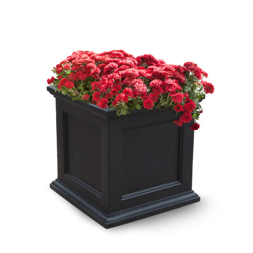 Mayne Fairfield 28in Square Planter