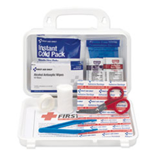 Acme United 25 Person First Aid Kit, 113 Pieces Kit