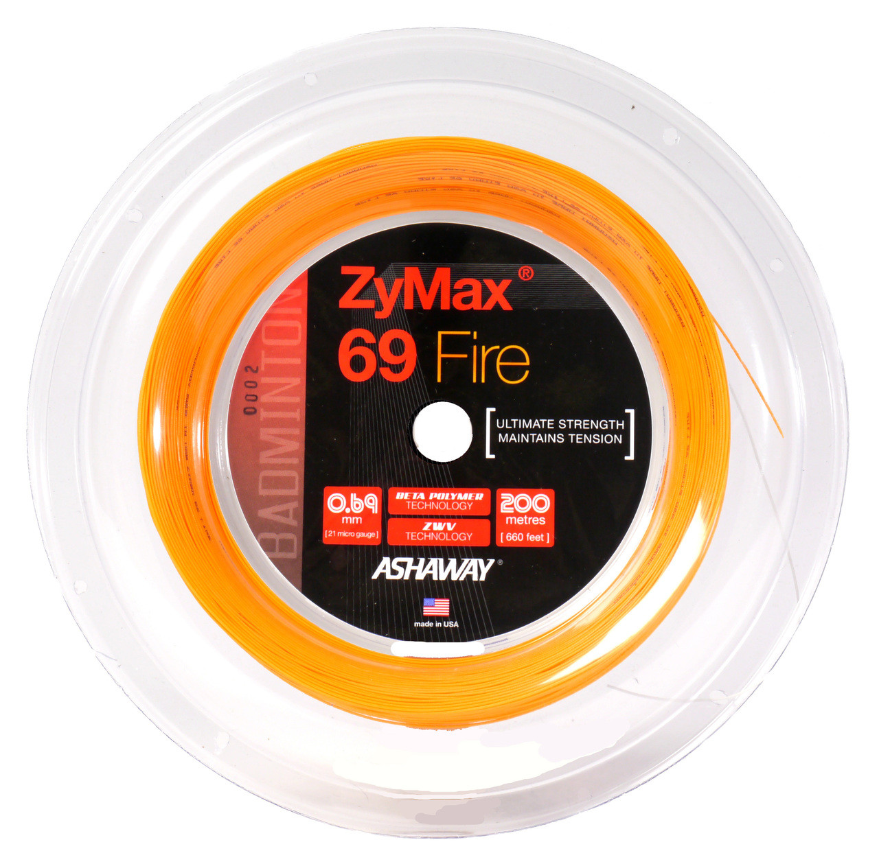ASHAWAY ZyMax Fire