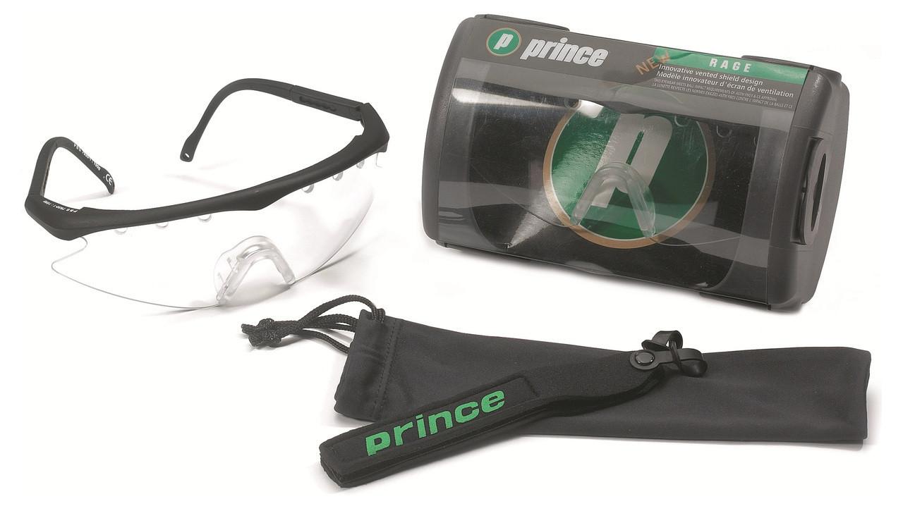 ffe15ce9513 Prince Rage Squash Eye Protection - W   D Strings
