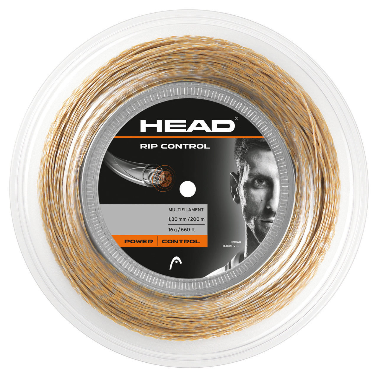 e28b48519 Head RIP Control 16 1.30mm 200M Reel - W   D Strings