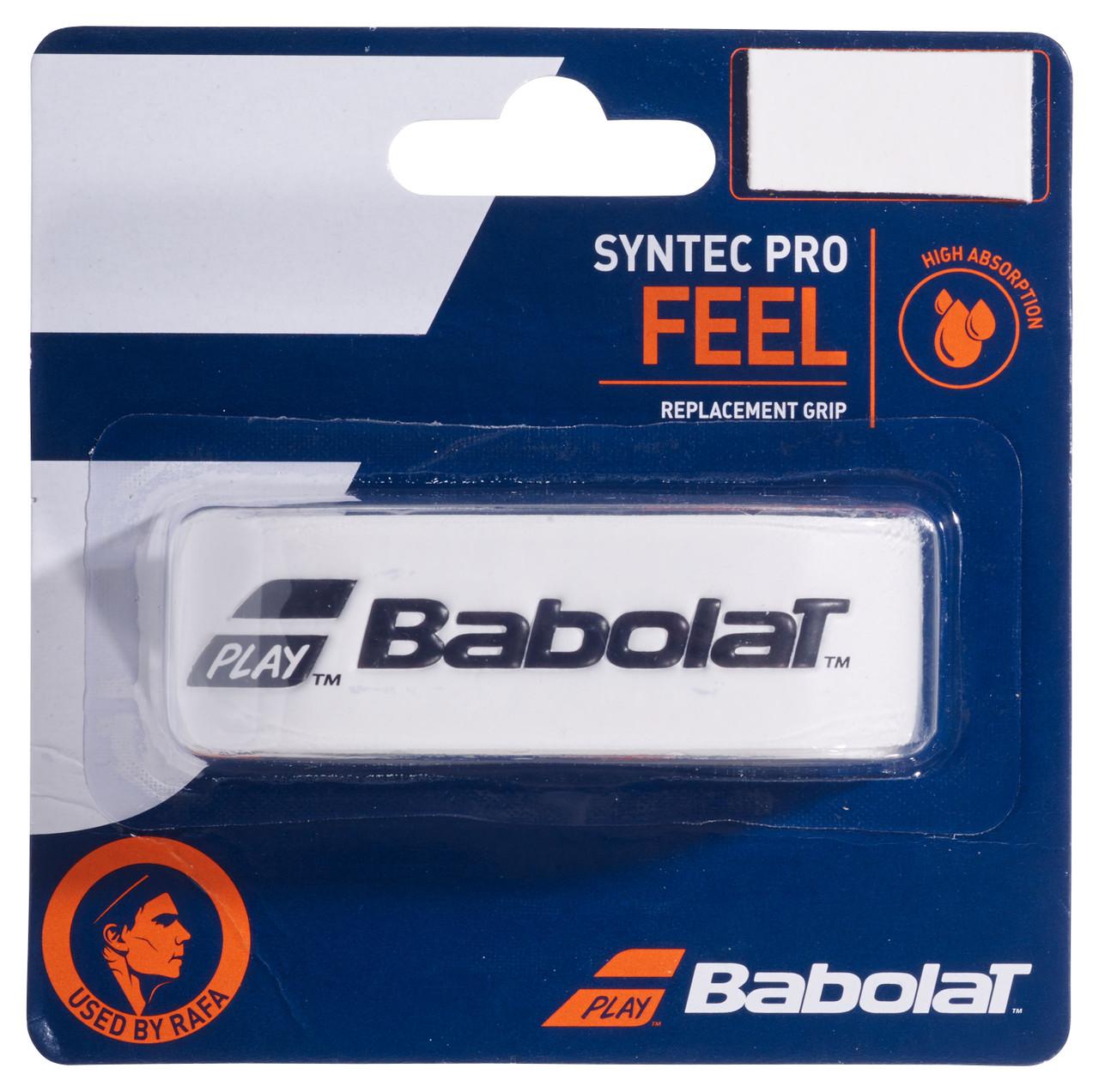 Babolat Natural Grip Replacement Grip Free P/&P Black