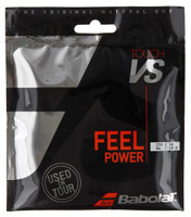 Babolat Touch VS Natural Gut 16 1.30mm Half Set