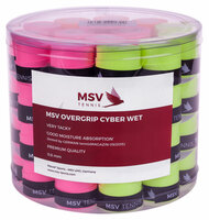 MSV Cyber Wet Overgrip 60 Pack
