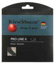 Kirschbaum Pro Line II 17 1.25mm Set